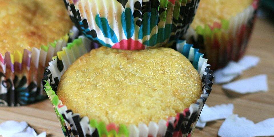 paleo coconut muffins recipe
