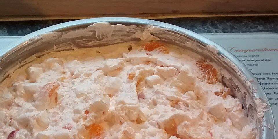 mandarin orange watergate salad recipe