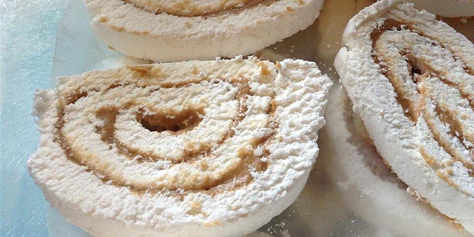 peanut butter divinity roll recipe