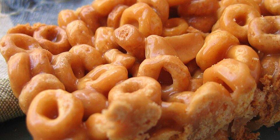 oaty cereal bars recipe