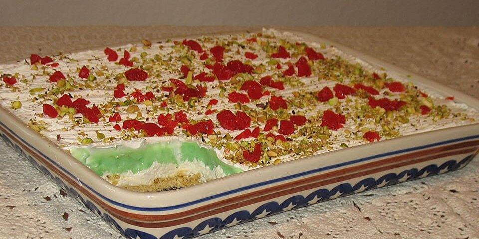 pistachio cream pie recipe