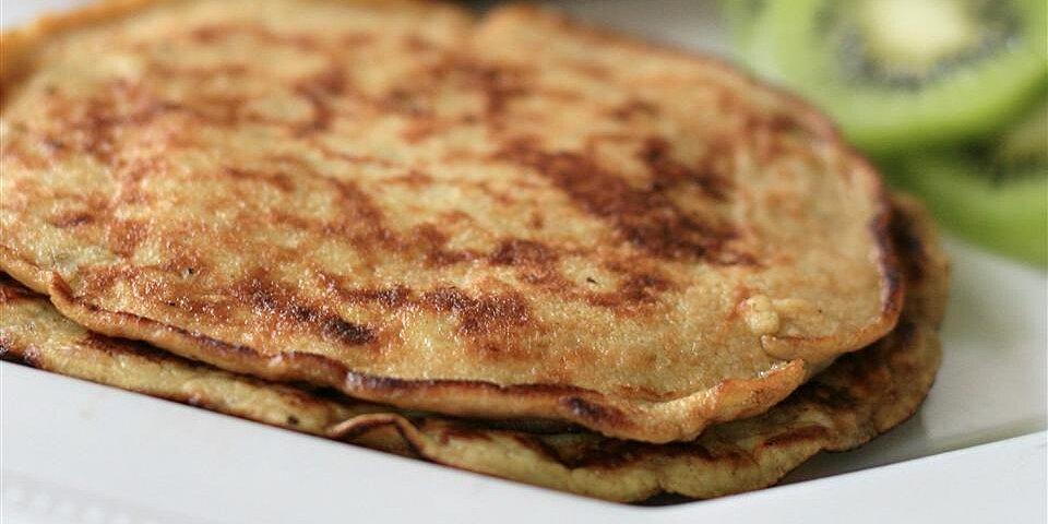 3 ingredient pancakes recipe