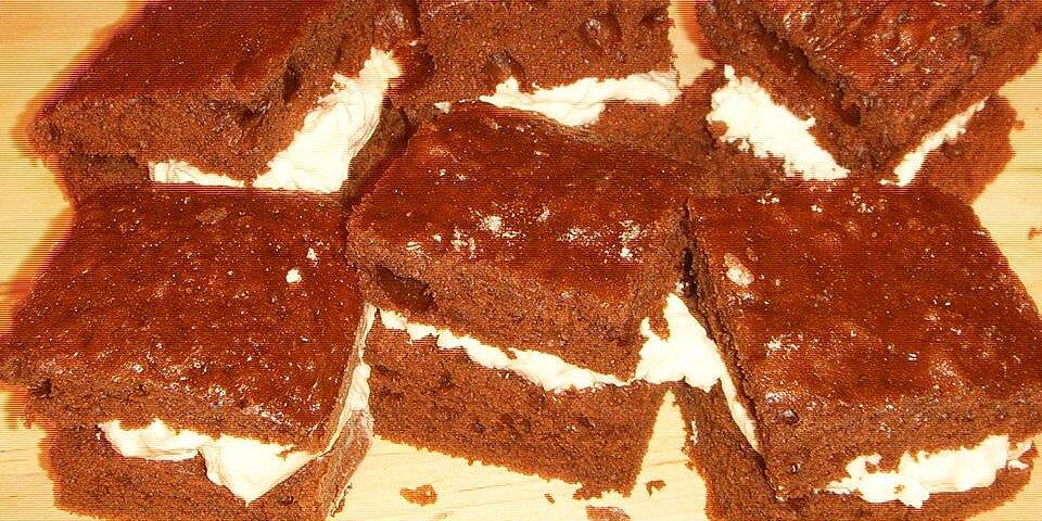 homemade cream filled individual sponge cakes recipe