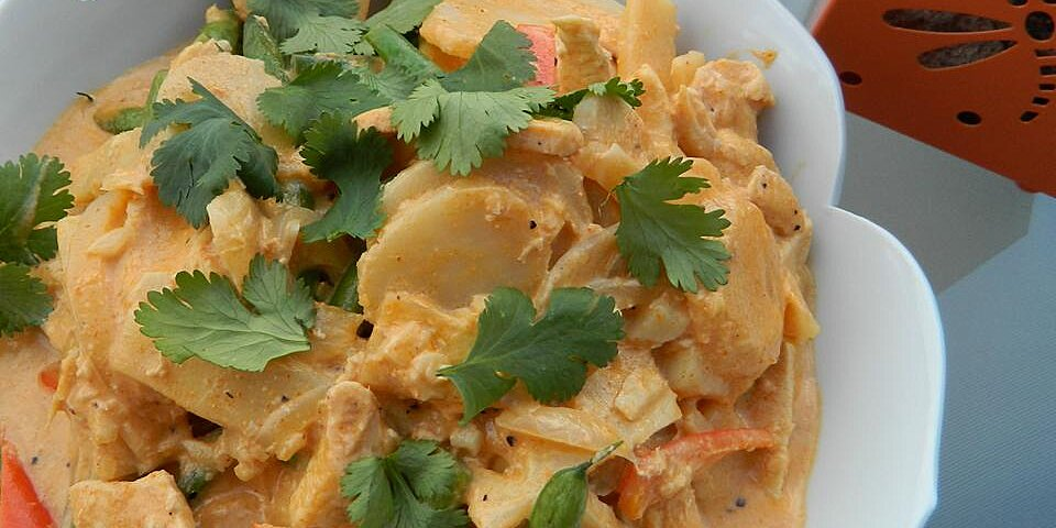 green curry thai for kings recipe