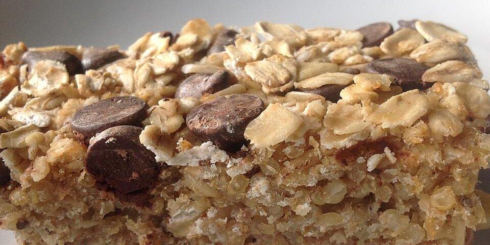no bake quinoa protein bars recipe