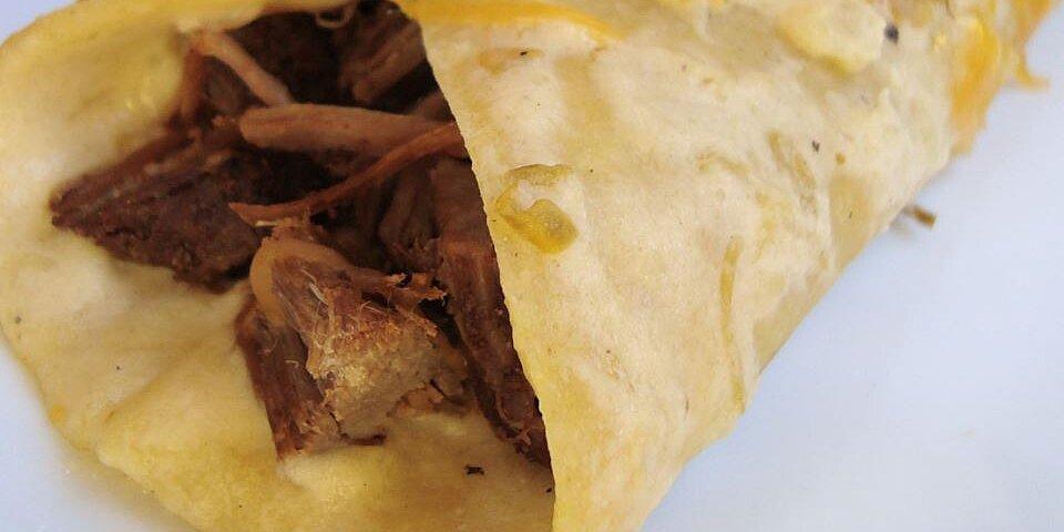 shredded beef enchiladas recipe