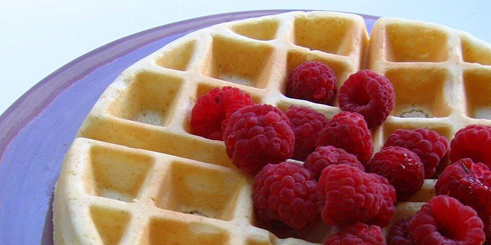 moms best waffles recipe