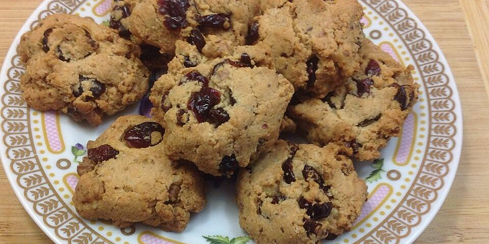 paleo almond date cookies recipe