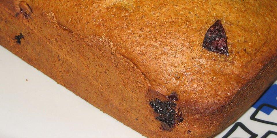 spiced plum bread recipe