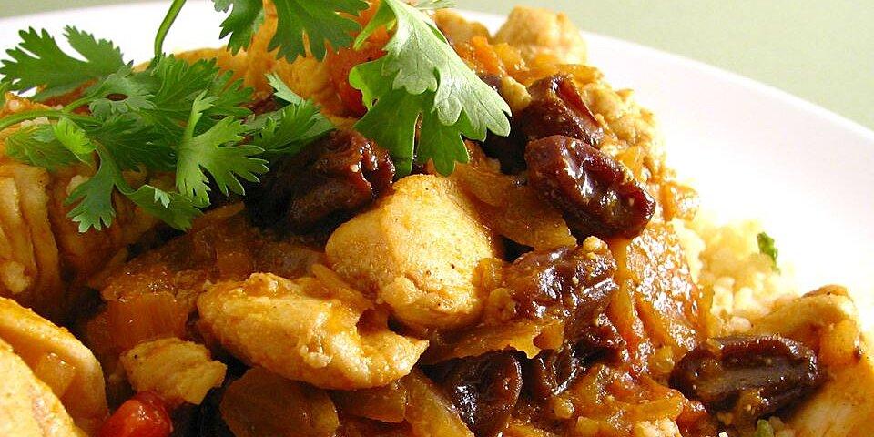 chicken korma ii recipe