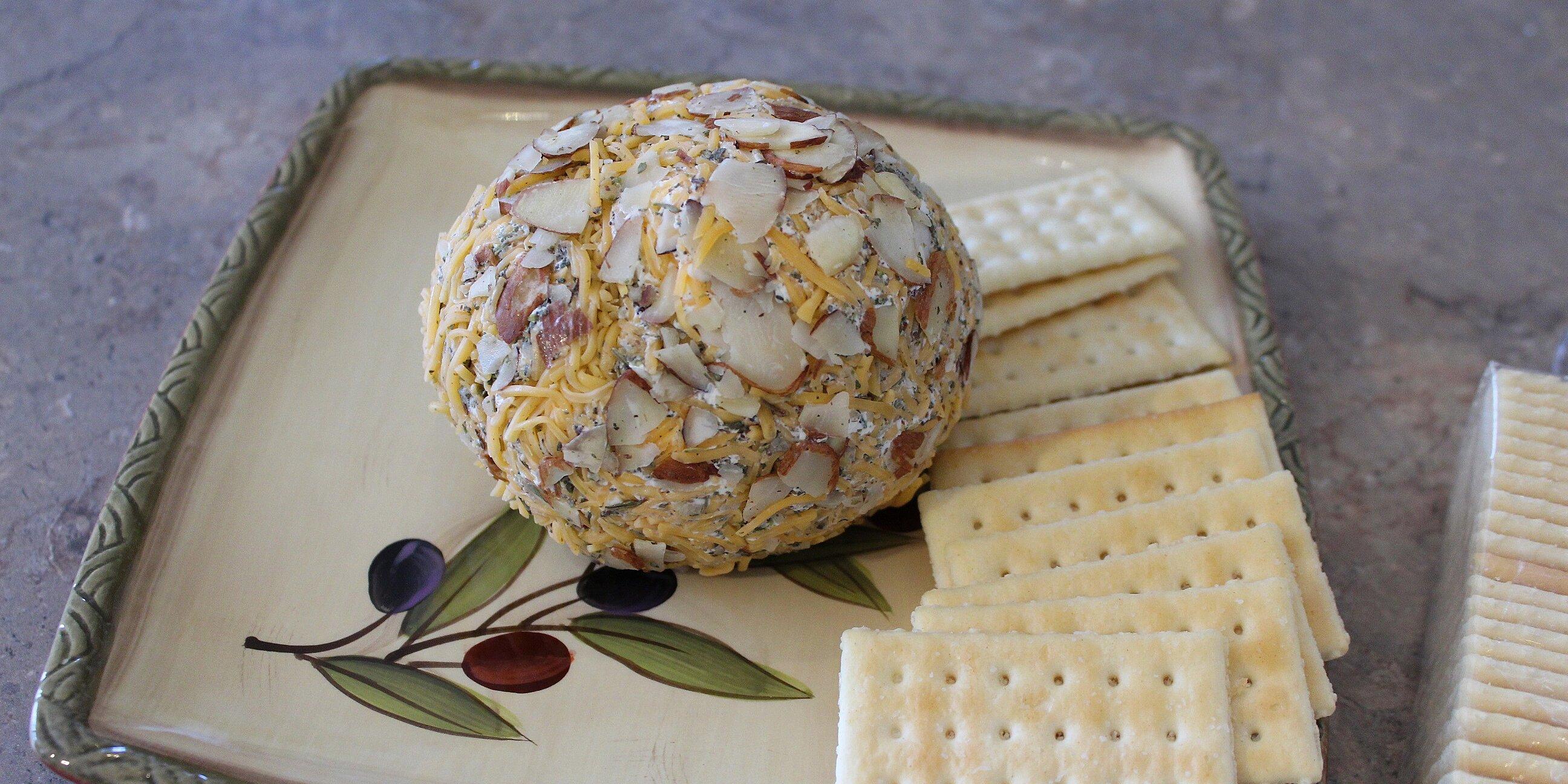 hannahs cheese ball recipe