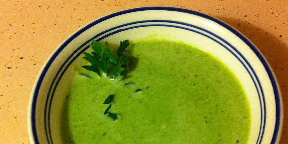 green velvet soup recipe