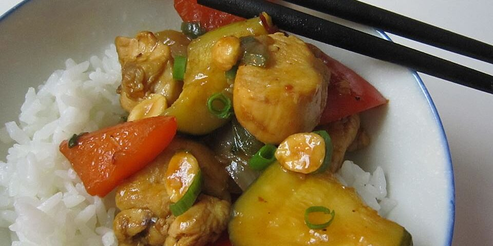 kung wow chicken recipe