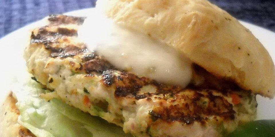 chicken tartar burger recipe