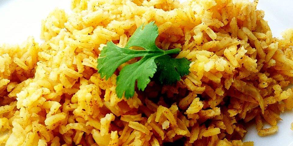 indian rice pilaf recipe