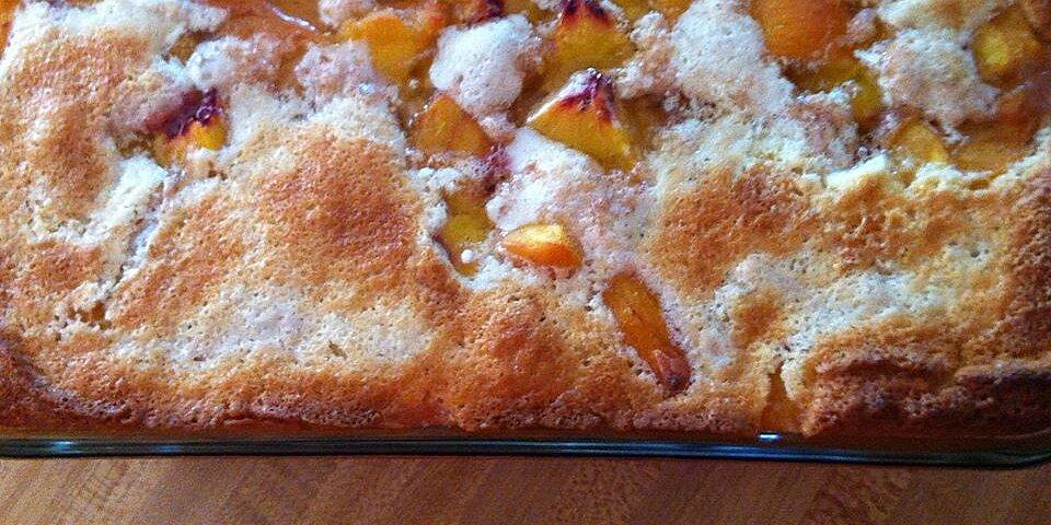 peach cobbler iv recipe