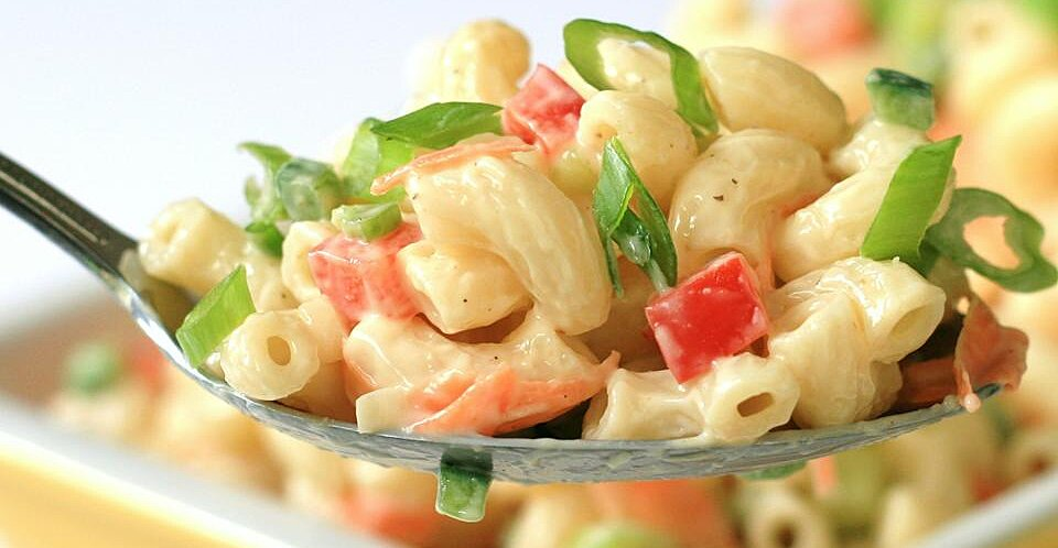 Chef John S Classic Macaroni Salad Allrecipes