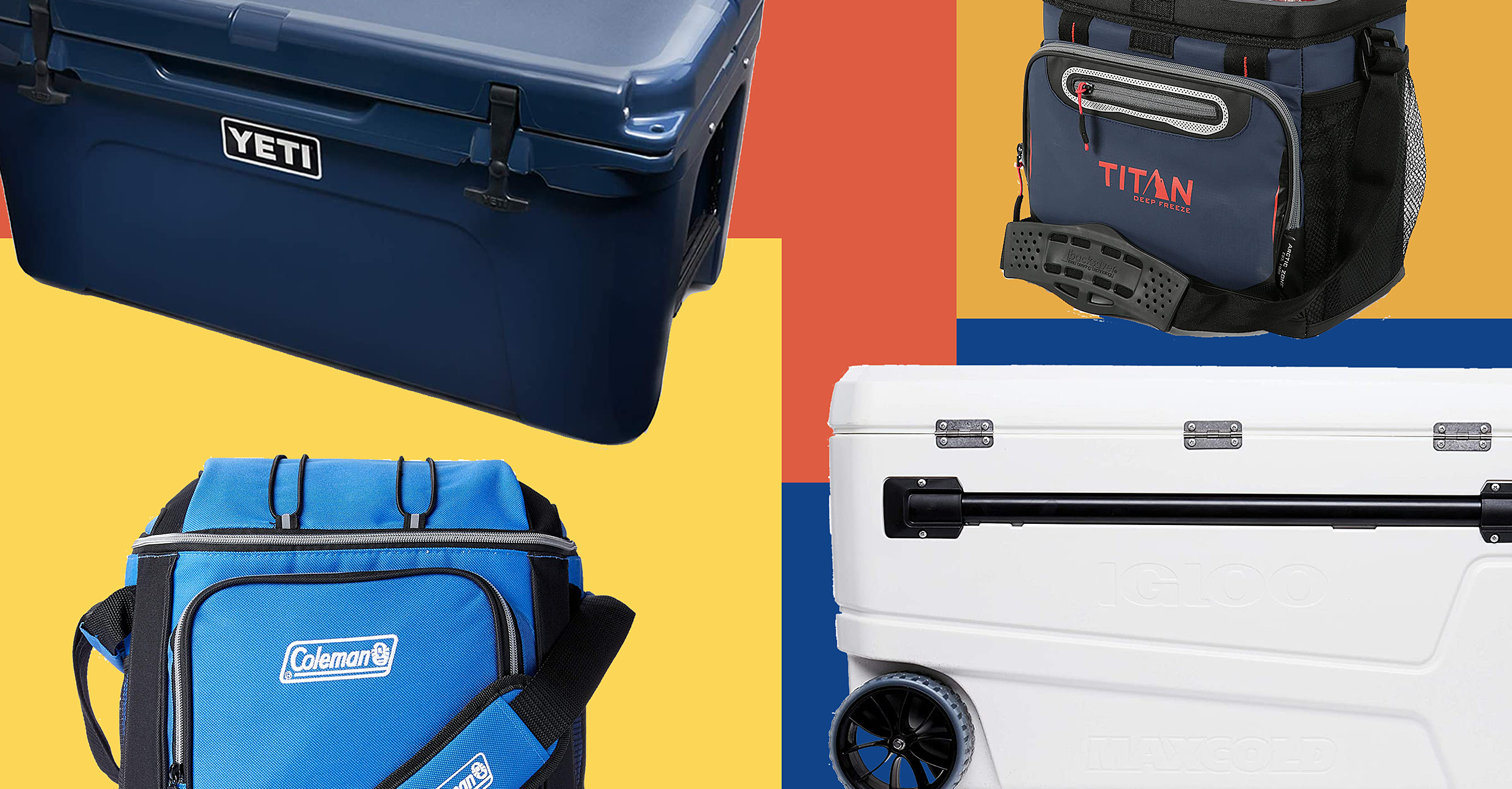 13 Best Coolers You Can Buy, According to Thousands of Reviews
