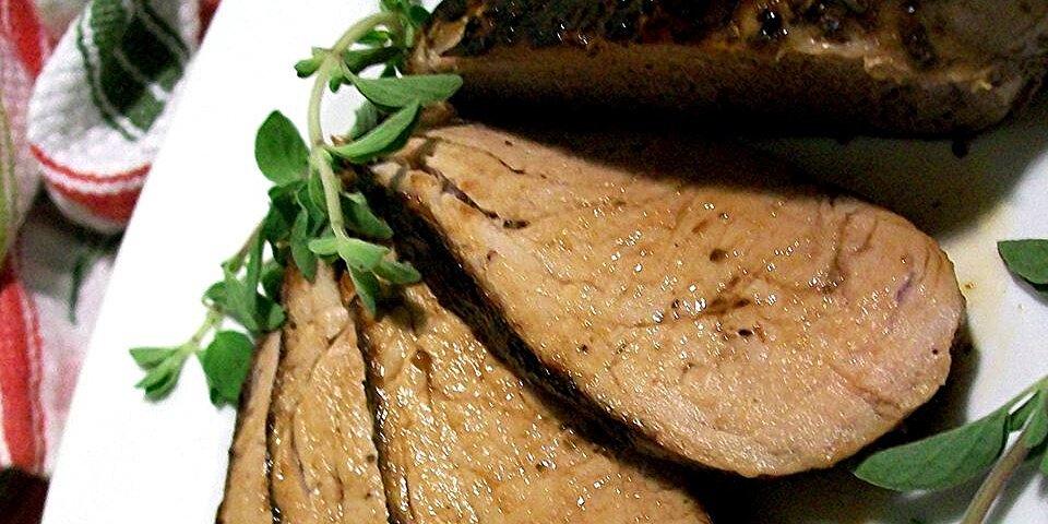 grecian pork tenderloin recipe