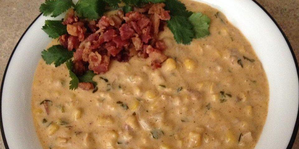 cotija corn chowder recipe