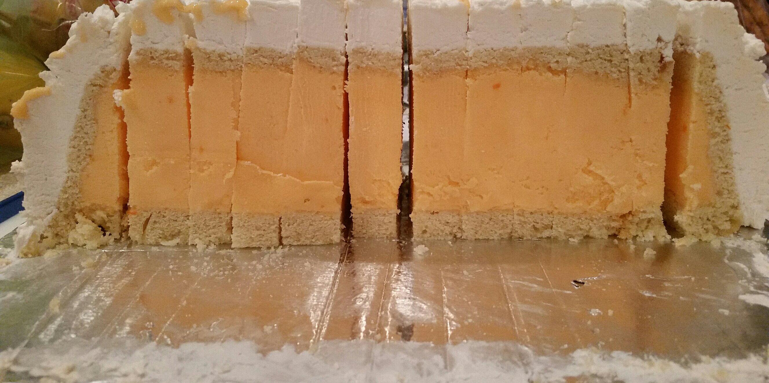 orange cream cake ii recipe
