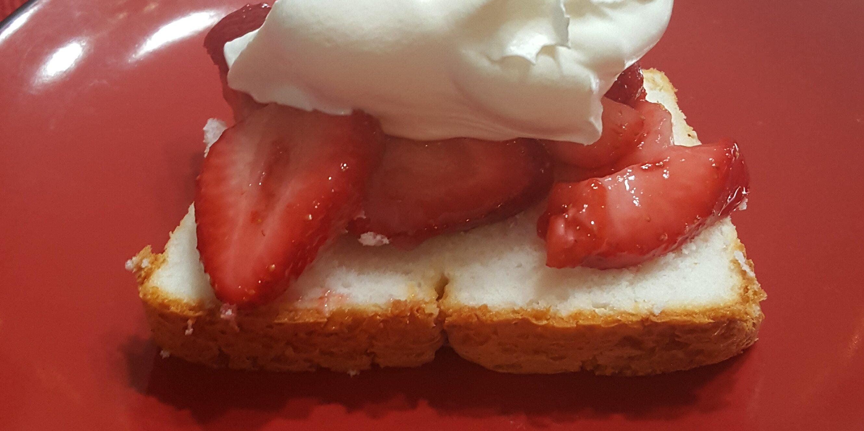 super easy strawberry shortcake recipe