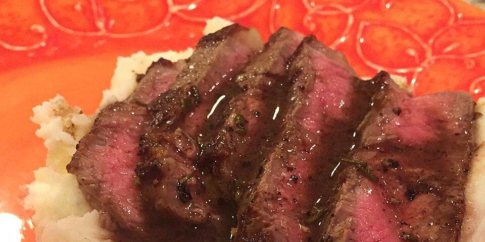 pan fried steak with marsala sauce recipe