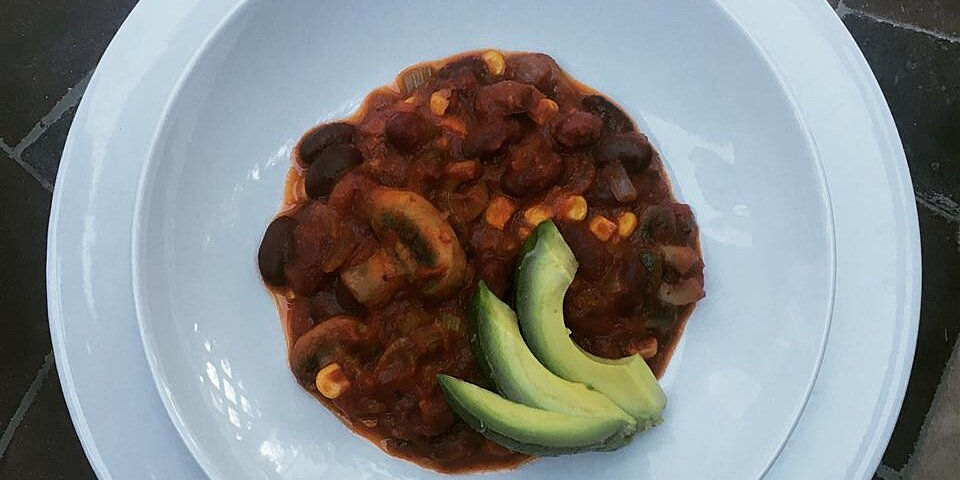 vegan taco chili recipe