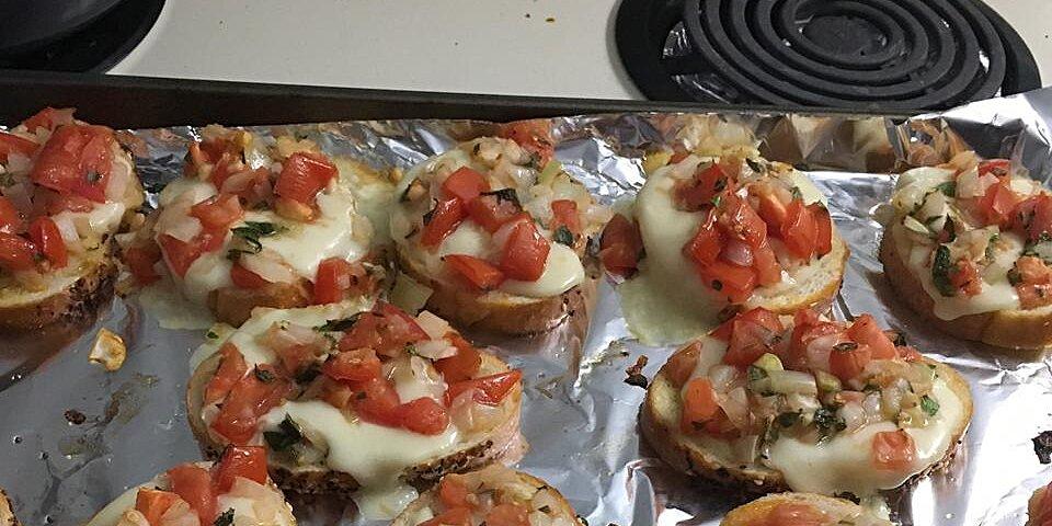beccas bruschetta recipe