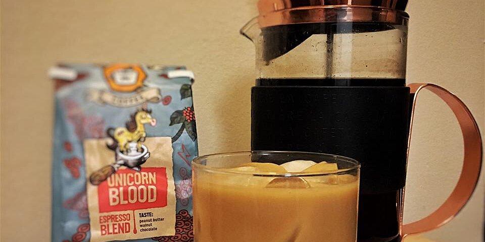 easy starbucks replicated cold brew coffee recipe