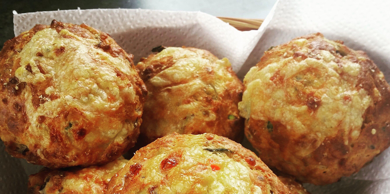 cheddar cheese muffins recipe