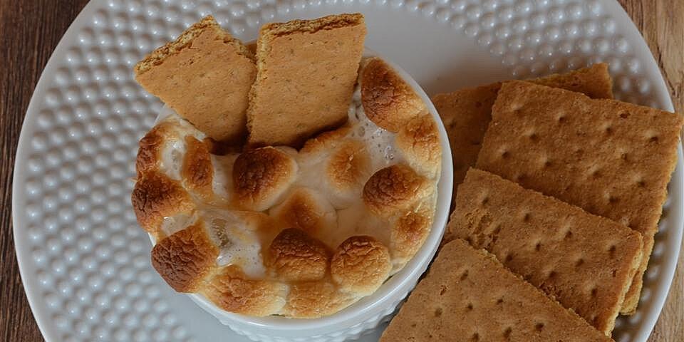 baked smores dip recipe
