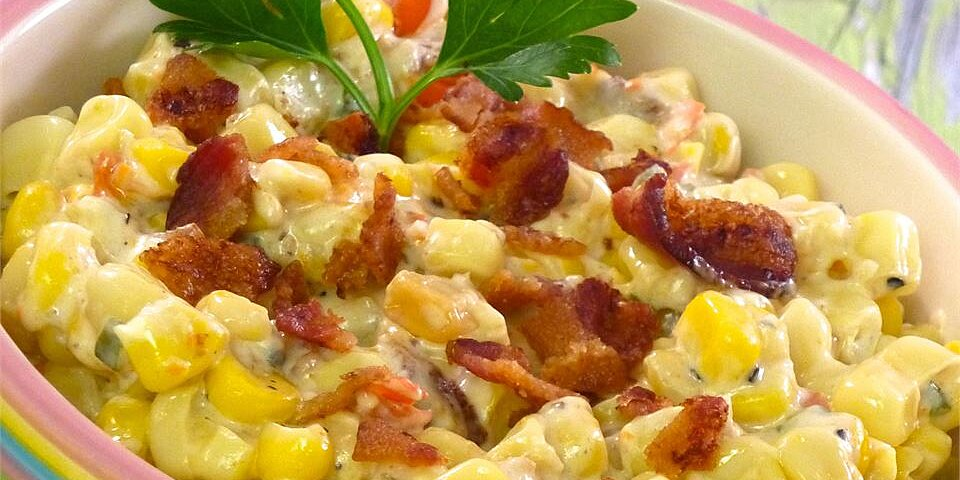 back to slow cooker creamed corn with onion and chives recipe