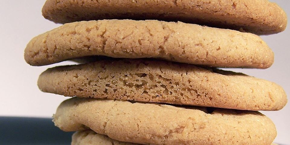 perfect cashew and peanut butter gluten free cookies recipe