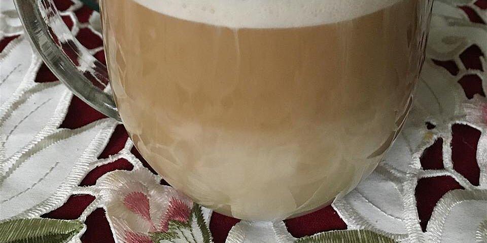 skinny white chocolate coconut latte recipe
