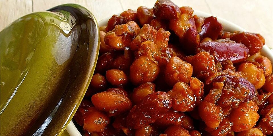 pats baked beans recipe