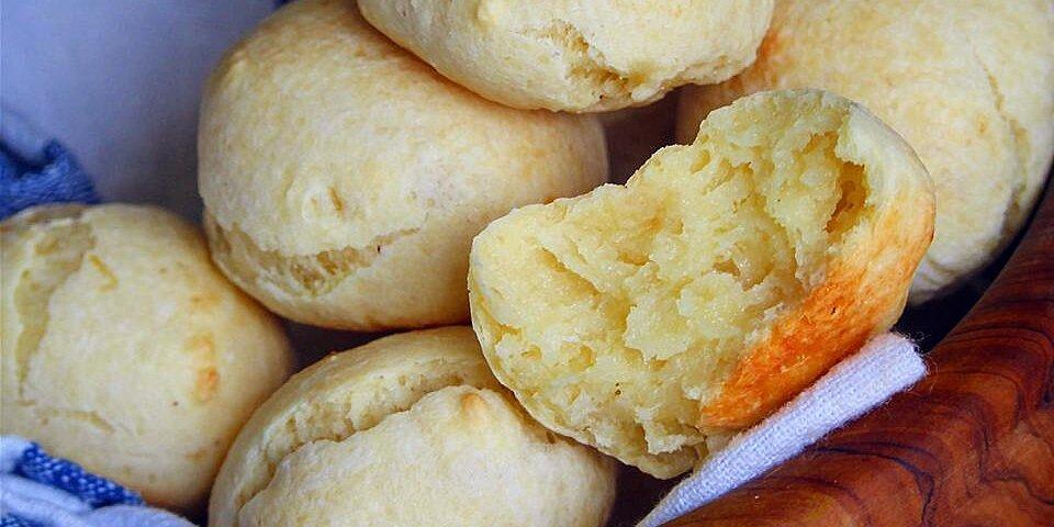 savory pao de queijo brazilian cheese bread recipe