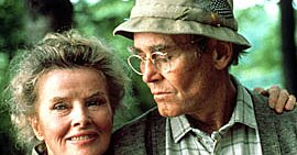 Katharine Hepburn: On the set of ''Golden Pond'' | EW.com