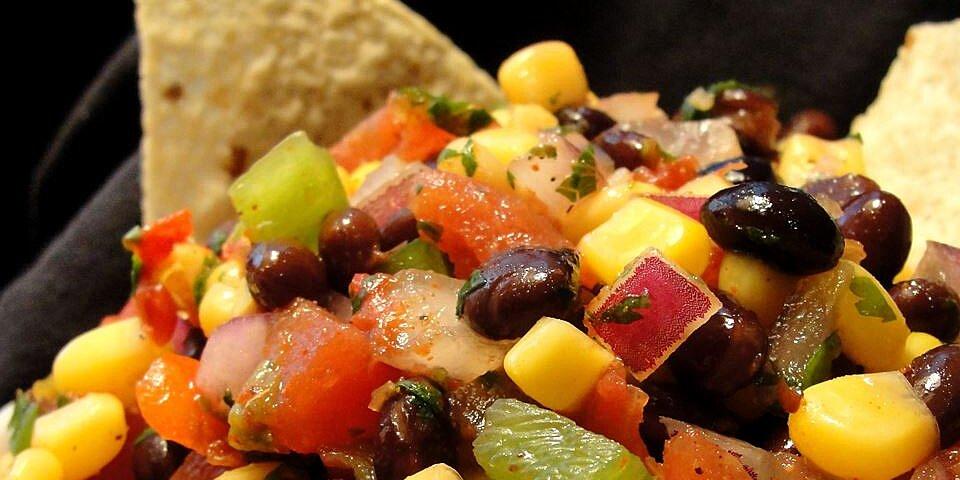 heathers cilantro black bean and corn salsa recipe
