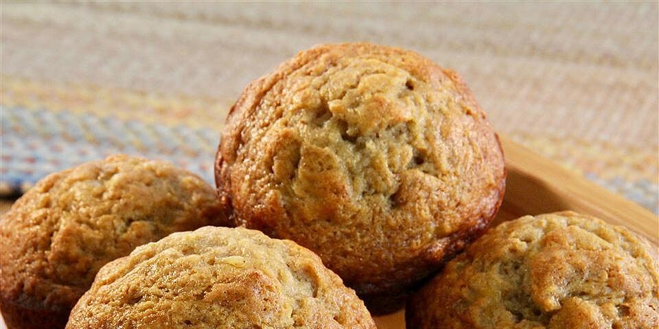 ultimate banana muffins recipe