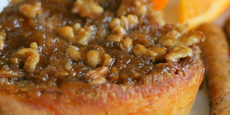 orange pecan french toast