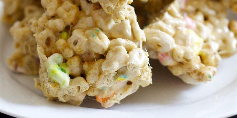 cereal treats i recipe
