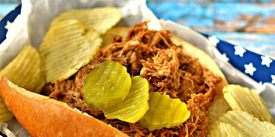 simple slow cooker pulled pork recipe