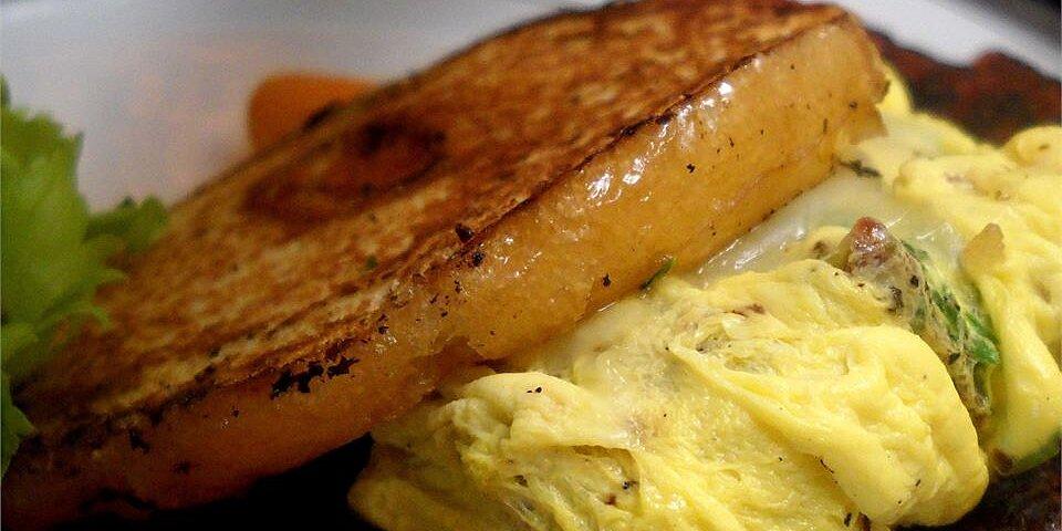 breakfast sandwich heaven recipe