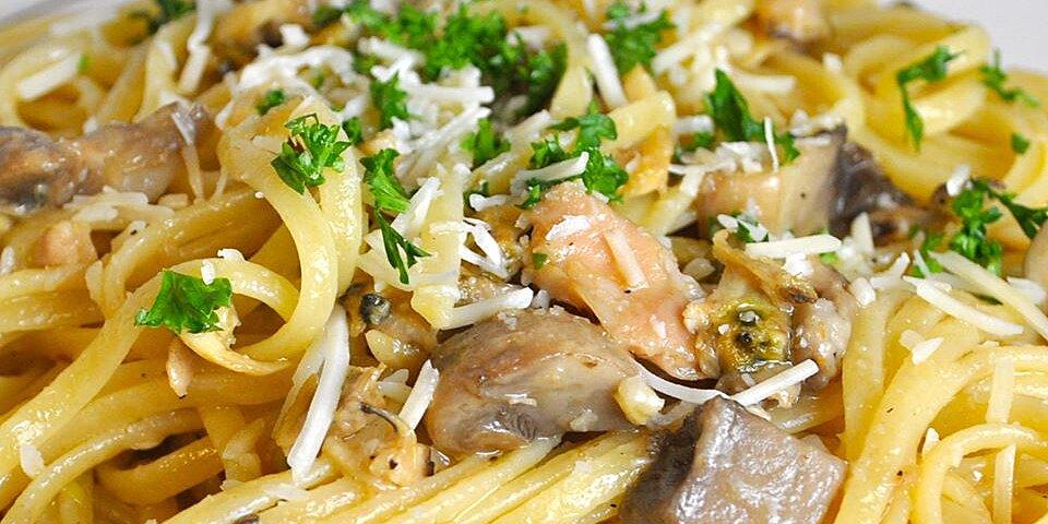 clam sauce with linguine recipe