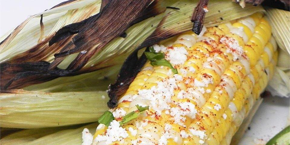 mexican corn on the cob elote recipe