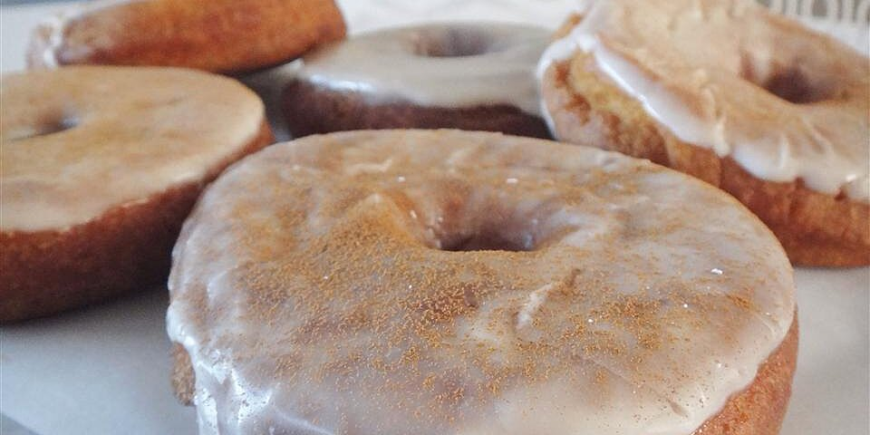 ashleys apple cider doughnuts recipe