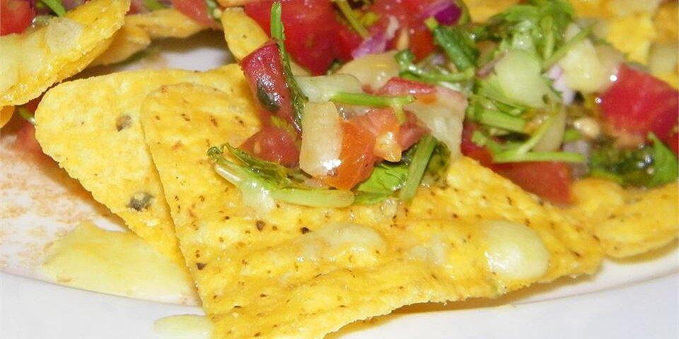 classic pub style nachos recipe