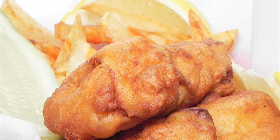 classic fish and chips recipe