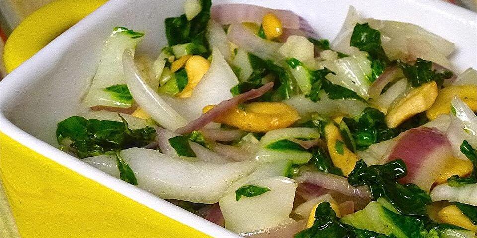 stir fried bok choy recipe